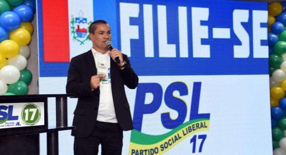 Flávio Moreno deve se candidatar pelo partido de Bolsonaro