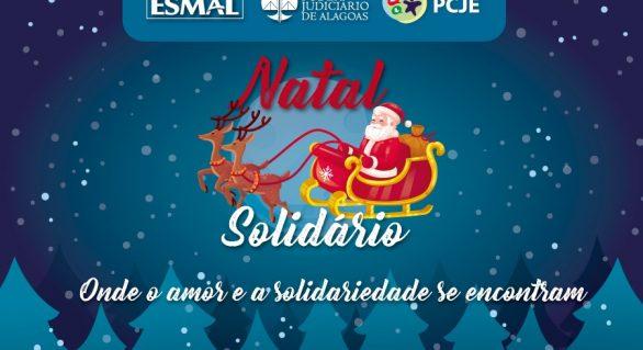 Campanha Natal Solidário 2019 será lançada nesta segunda (11)