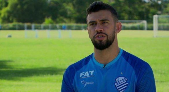 CSA não conta com dois titulares para a partida contra o Grêmio