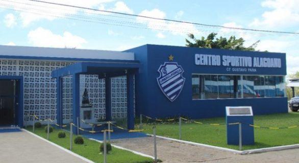 CSA vai deixar CT do Mutange até dia 15 de dezembro