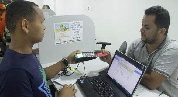 Detran/AL disponibiliza serviço de parcelamento de dívidas no cartão de crédito