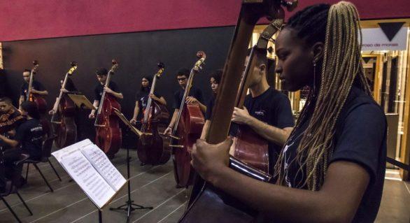 Maceió recebe pela primeira vez Orquestra Instituto GPA