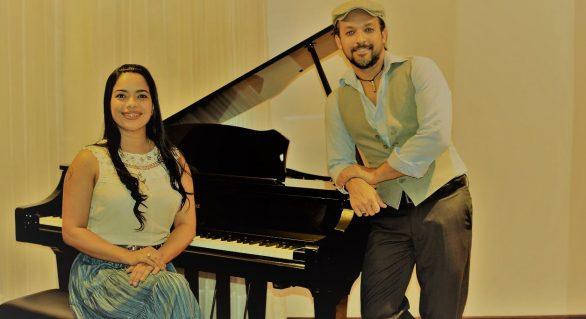Teatro Deodoro é o Maior Barato: Duo Harmony Lied encerra a 20ª edição