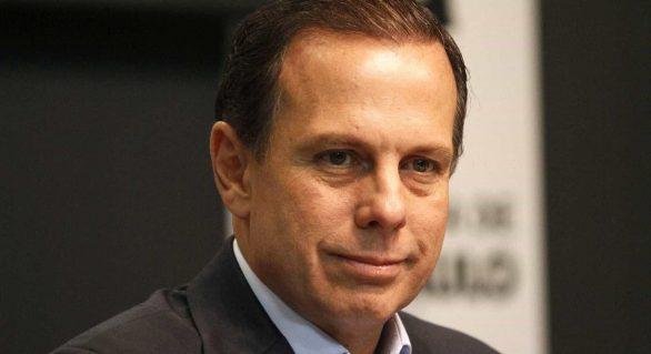 Doria defende criação de chapa Covas-Joice em SP e vê Lula como peça central