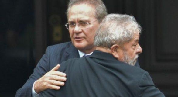 Renan é um dos poucos em AL a repercutir liberdade de Lula