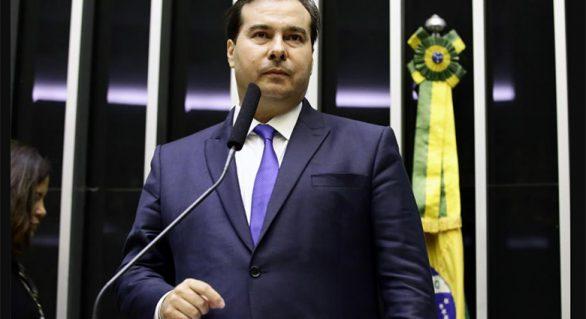Setor sucroenergitico do NE presta homenagem ao presidente da Câmara, Rodrigo Maia