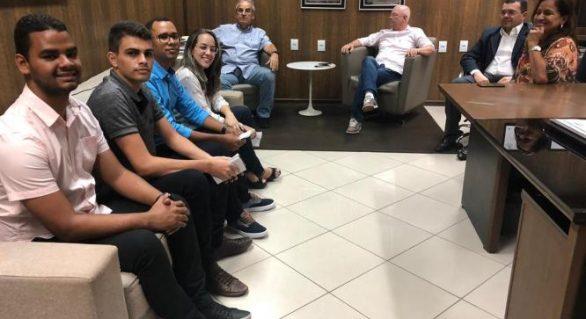TCE/AL recebe alunos de Ciências Contábeis da UNEAL