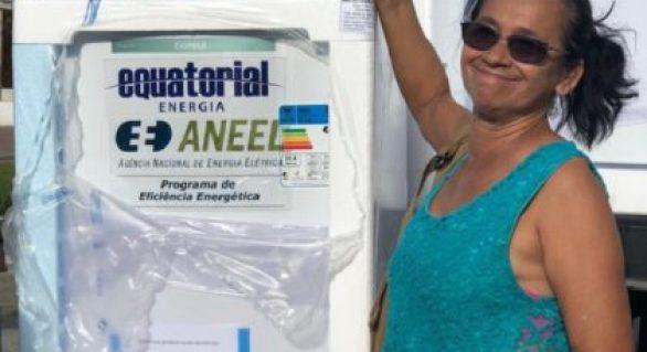 Campanha de troca de geladeiras da Equatorial chega a Messias e Minador do Negrão