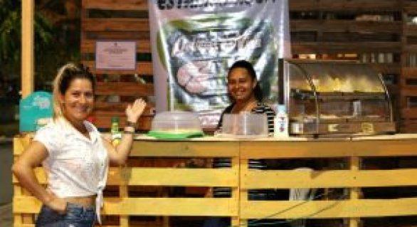 Ambulantes festejam o sucesso de vendas na 10º edição do Flimar