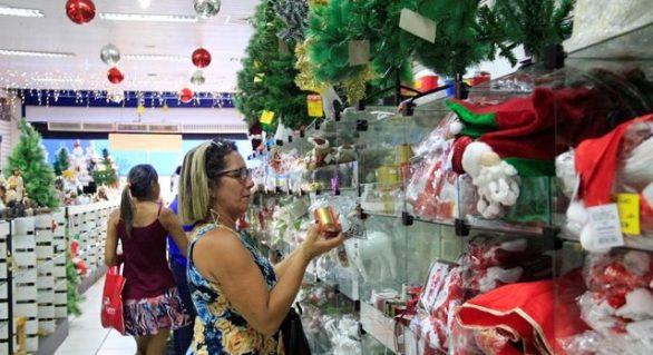 Confira a pesquisa de preços de produtos natalinos em Maceió