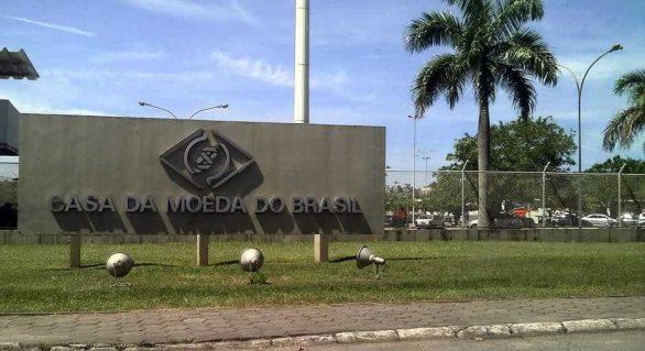 Edital do BNDES inicia a desestatização da Casa da Moeda