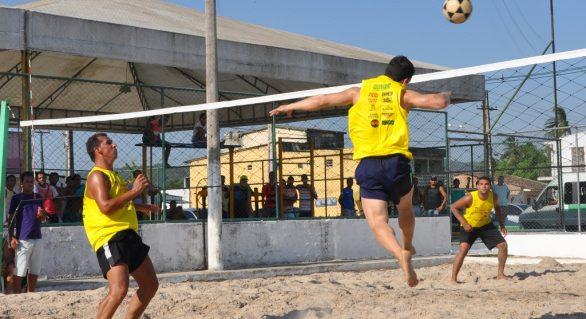 Copa Alagoas de Futevôlei tem início hoje (29) na orla de Pajuçara