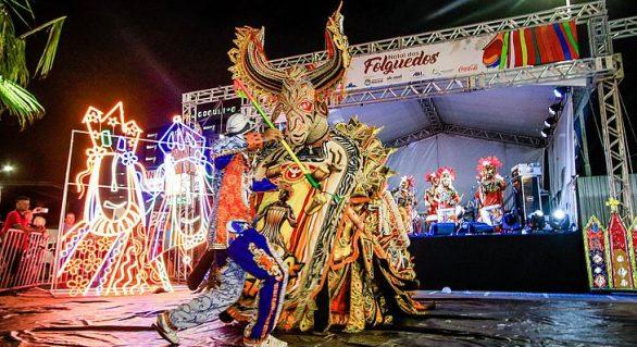 Prefeitura divulga resultado do edital para programação do Natal dos Folguedos