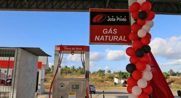Em Alagoas, BR-101 ganha primeiro posto abastecido com gasoduto