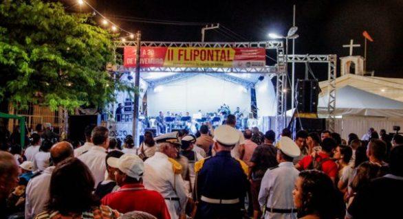 A III edição da maior Festa Literária Pontal (Flipontal) começa hoje (12)