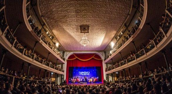 Filarmônica de AL reapresenta o concerto Superfantasticamente nos 109 do Deodoro