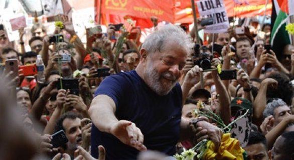 Liberdade de Lula pode mudar rumo das eleições em Maceió