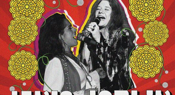 Myrna Araújo canta Janis Joplin no Teatro de Arena, em Maceió