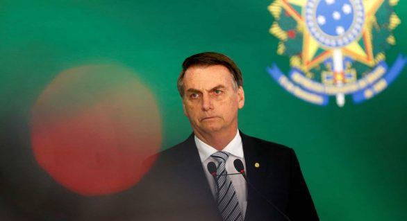 Bolsonaro diz que esquerda quer usar morte de Marielle em causa própria