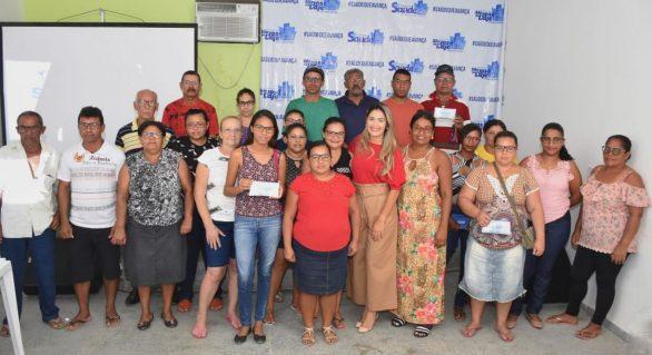 Programa Saúde no Olhar: 50 óculos são entregues gratuitamente em São José da Laje
