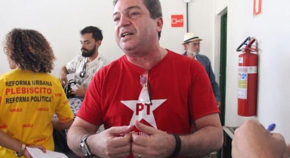 Ricardo Barbosa é lançado como pré-candidato pelo PT