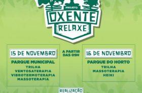 Com projeto Oxente Relaxe, parques oferecem atividades durante feriadão