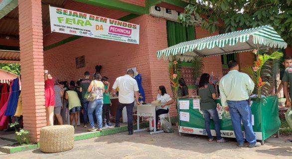 Pindorama realiza mais uma Feira da Pechincha