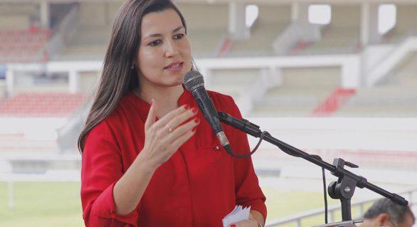Cláudia Petuba confirma data de ida à Assembleia Legislativa