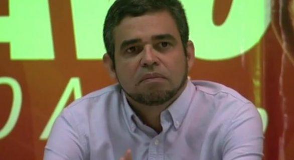 Gustavo Pessoa deixa PSOL e Tony Cloves assume direção do partido