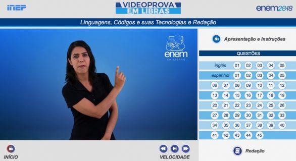 Candidatos surdos se sentem prejudicados no Enem em Alagoas