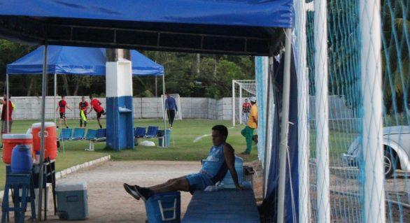 Bustamante sofre lesão e está fora do jogo contra Fluminense