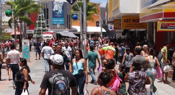 Lojas do centro de Maceió abrirão aos domingos durante mês de dezembro