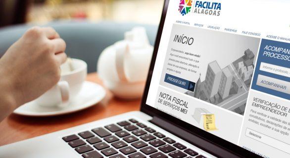 Empresas de qualquer tipo podem ser abertas de forma totalmente online em AL