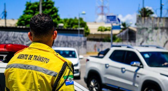 Trânsito na orla de Pajuçara será modificado durante alta temporada