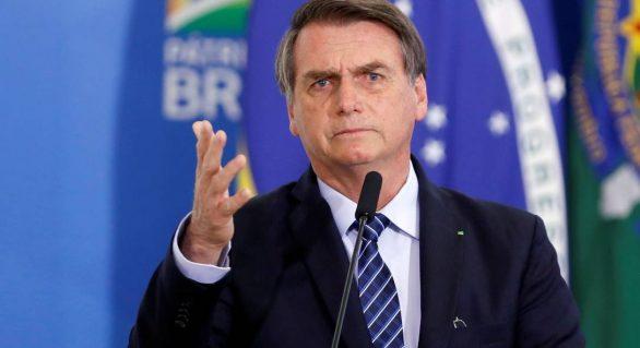 Governo Bolsonaro é reprovado por 38% e aprovado por 29%, diz Ibope
