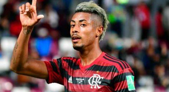 Atacante do Flamengo, Bruno Henrique ainda não recebeu propostas de outros times