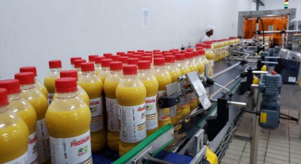 Pindorama moderniza mix de produtos da fábrica de alimentos
