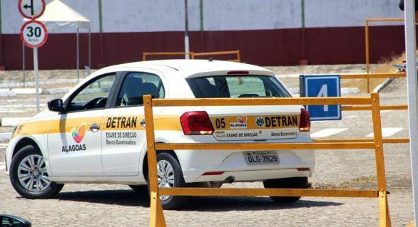 Detran-AL tem atividades paralisadas nesta quarta-feira (18)