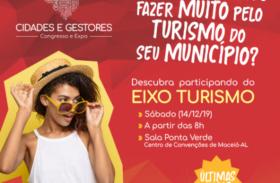 Cidades e Gestores traz alternativas no turismo para alavancar economia