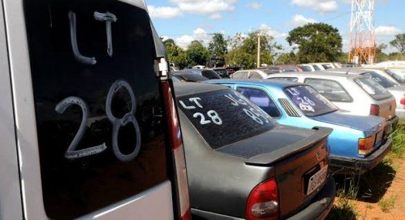 TJAL realiza leilão de mais de 90 veículos em dezembro