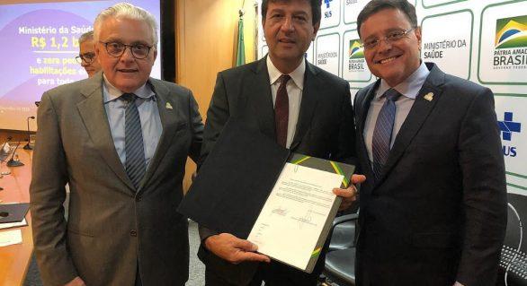 Ministério da Saúde e AMIB firmam parceria com foco nas UTIs públicas