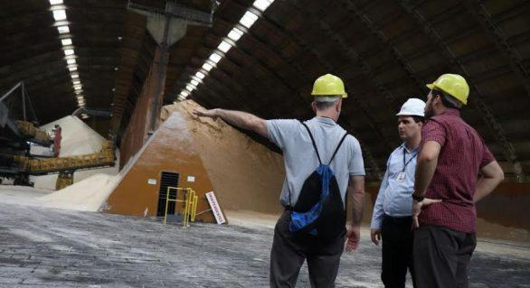 Representantes do governo americano conhecem realidade do setor canavieiro de AL