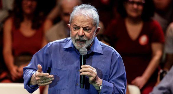 """Lula diz que Brasil é de paz e não deve se """"meter"""" em conflito"""