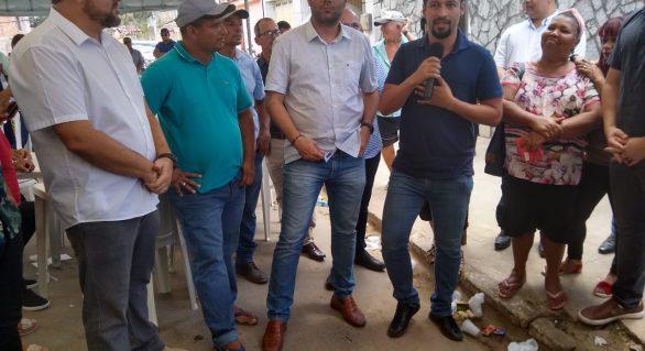 Presidente do PSDB Alagoas se reúne com lideranças em Flexeiras e Paripueira