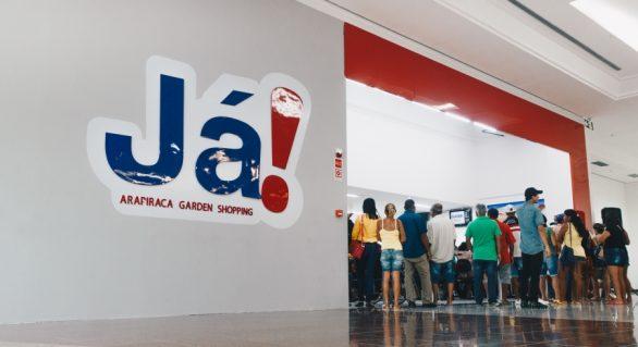 Já! de Arapiraca tem atendimento suspenso nesta quarta-feira (22)