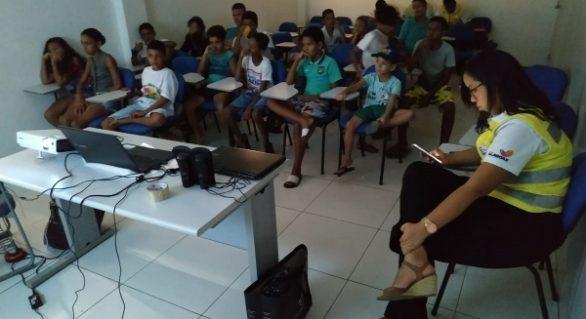 Ronda no Bairro estreia atividade com crianças no Jacintinho