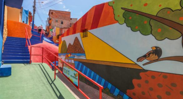Grota Belo Monte recebe obras de revitalização
