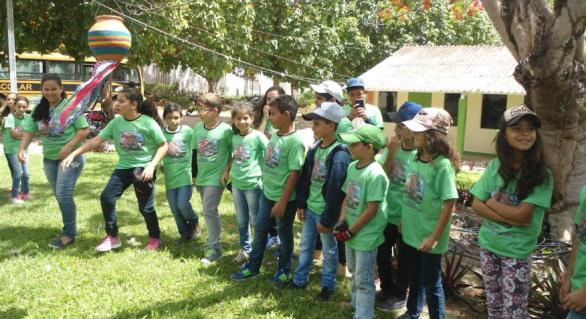 Cooperativa Pindorama realiza Colônia de Férias 2020