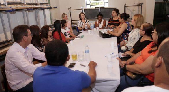 Prefeitura de Palmeira dos Índios implantará seis escolas de tempo integral