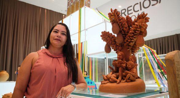 Exposição Preciosa reúne obras de mestres artesãos alagoanos